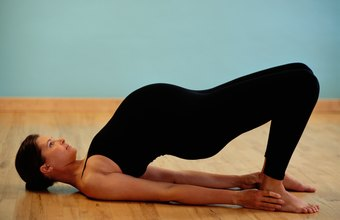 Core work during pregnancy helps when it comes time for delivery.
