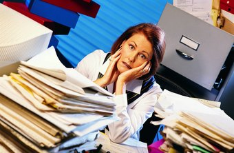 High stress at work could be a sign it's time to move on.