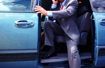 There are lots of tax considerations tied to a company car.