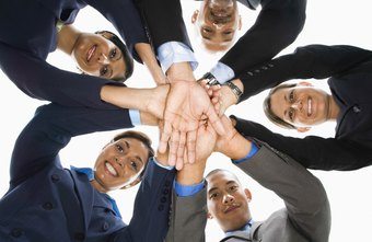 Successful teamwork improves productivity and performance.