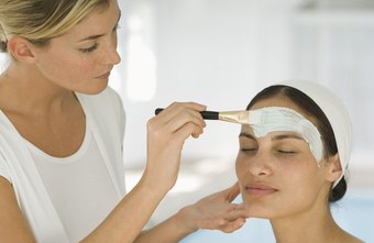 Cosmetologists and other day spa workers often earn additional income through gratuities.