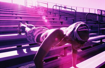 Pushups are effective upper-body exercises.