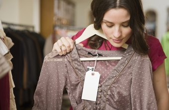A number of factors go into pricing merchandise.