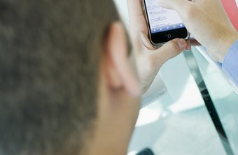 Smartphones provide valuable data for marketing research.