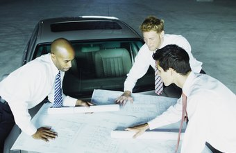 The job market for auto design is highly competitive.