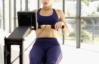 Daily use of the rowing machine can help you lose weight.