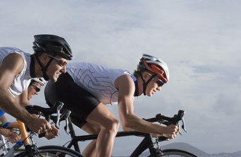 The cycling stage of an Ironman requires competitors to cycle for 112 miles.