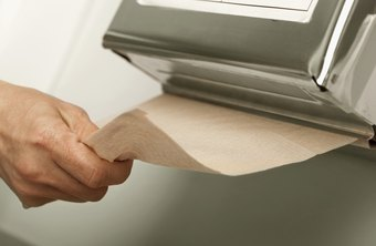 Many businesses use paper towels without analyzing the costs.
