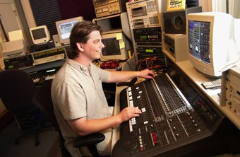 Audio engineering technicians work in numerous industries to deliver sound that enhances our lives.