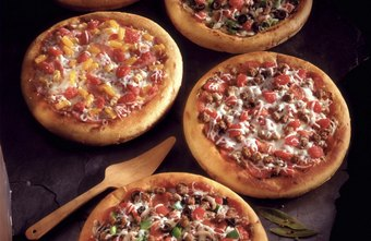 Fresh, quality ingredients encourage repeat pizza sales.