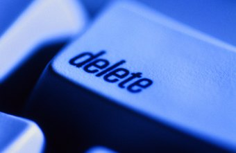 Clean up your media library by deleting unwanted files.