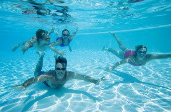 Swimming one of the most popular activities in the United States, ranked at No. 4, according to the CDC.