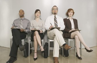 Job applicants often share the same body language.