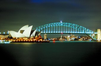 Sydney's Opera House is one of the iconic landmarks of Australia.