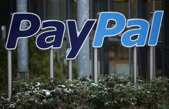 PayPal confirms addresses through credit cards or mail.