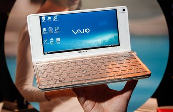 Sony's VAIO model features an internal backup battery.