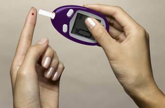 Manufacturing device workers may assemble or inspect diabetes blood sugar monitors.