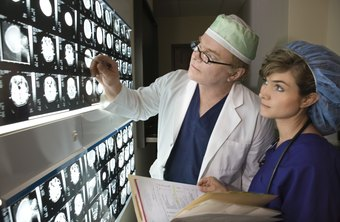 Brain injuries require the attention of several specialists.
