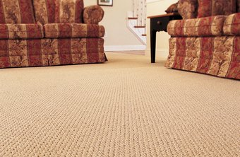 Two-thirds of American homes have carpets.