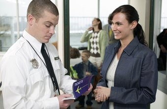 TSA officers are on the front lines of travel security.