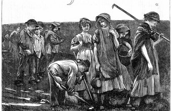 Current child labor laws trace their origins to the early 1900's.