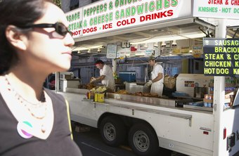 Mobile food trailers are licensed only after meeting certain guidelines.