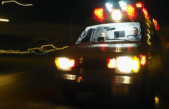 Emergency workers are among those who may have to work at night.