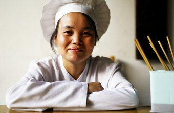 Cooking programs in China let international chefs enroll along with Chinese nationals.