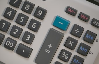 For a long string of numbers, don't take the chance of making a mistake on a calculator.