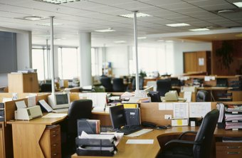 Consider ways to make an open office space better for employees.