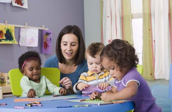 A bachelor's degree is required to work as a kindergarten teacher.
