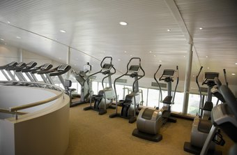 Ellipticals are an excellent alternative to treadmills for sprint workouts.