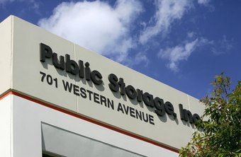Self-storage businesses outperformed commercial real estate during the recession.
