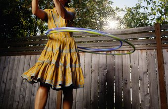 Hooping has evolved into a blend of dance and aerobics.