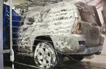Start a lucrative car wash.