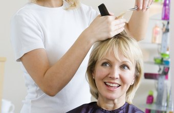 If you use a portion of your home as a hairdresser, you can deduct associated costs from your taxes.