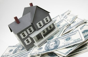 The estate can have the property appraised to determine current value and equity.