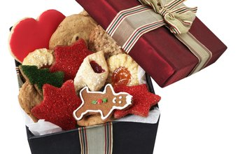 Create unique gift baskets and other items using homemade baked goods from your bakery.