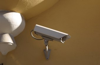 CCTV cameras can be set up indoors or outdoors.
