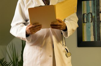 Medical records technicians must ensure that patient files are complete and accurate.