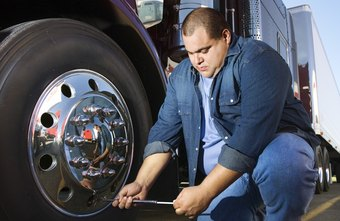 Truckers can claim tax deductions for vehicle maintenance and other work-related expenses.