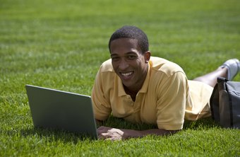 Waterproofing your laptop may offer added protection when working outside.