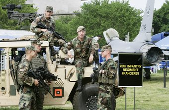 Hopeful Army Ranger officers attend the Ranger Assessment and Selection Program.