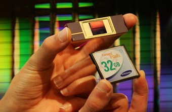 Memory cards come in various shapes and sizes to fit your needs.