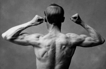 A strong back supports your spine.