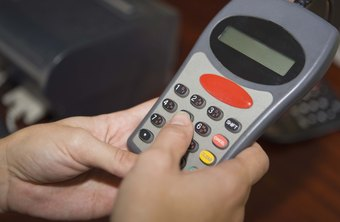 The PIN pad peripheral is necessary for some forms of payment.