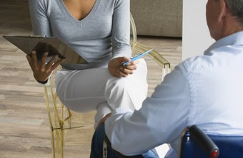 Rehabilitation counselors help people with disabilities overcome obstacles to independent living.