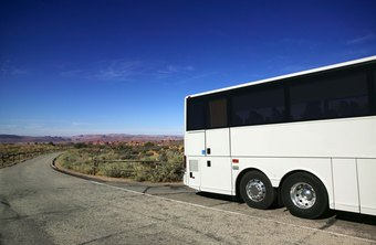 Business plan charter bus company