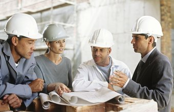 Safety engineers are typically involved in the planning stage of commercial and civil construction projects.