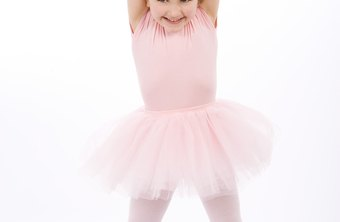 Preschool ballet classes often meet only once per week.